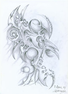 Sketsa Tattoo