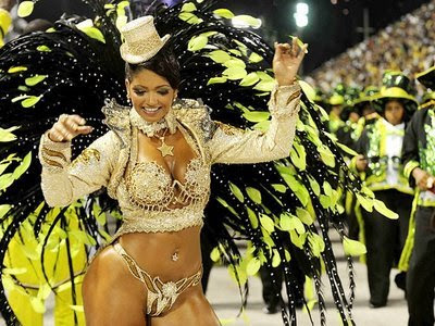 brazil carnival 2009. Brazil is internationally