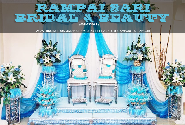 RAMPAI SARI BRIDAL & BEAUTY