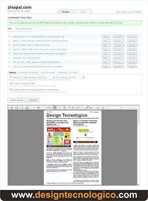 gerar pdf blogs