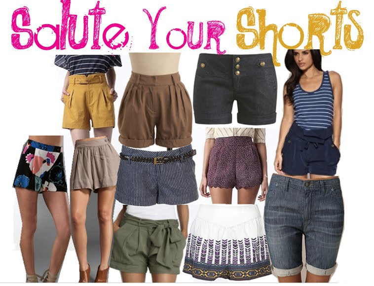 Summer Must-Have | Shorts & Culottes | O So Chic Blog