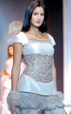 Katrina Kaif in a Fashion Show