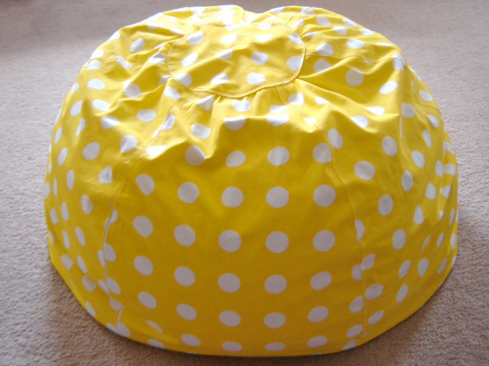 Bean Bag Chair Pattern Template http://themudpuddleproject.blogspot.com/2010/06/bean-bag-chair.html