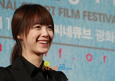 Actress, musician, artist and director Goo Hye Sun has no plans for