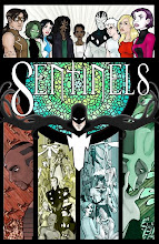 SENTINELS BOOK 1: FOOTSTEPS