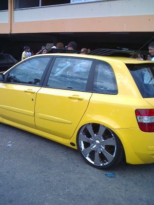 Fiat Stilo Tuning. Labels: Fiat, Fotos