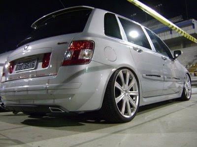 Fiat Stilo Tuning