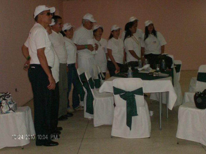 El Comité Organizador