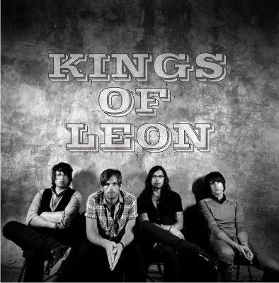 Kings of leon sex is on fire