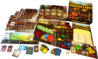 Contenido Dungeon Lords