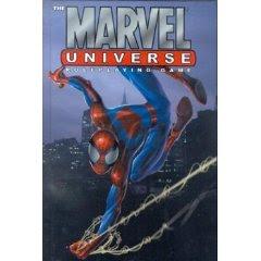 Marvel Universe RPG portada