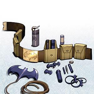 Cinturón de utilidades de Batman