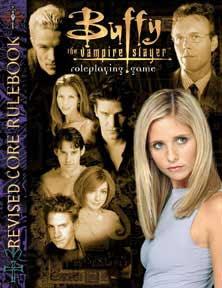 Buffy cazavampiros juego de rol