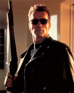 Terminator, un buen villano para una partida de rol