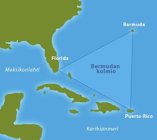 Triangle the bermuda triangle also known as the devil s triangle