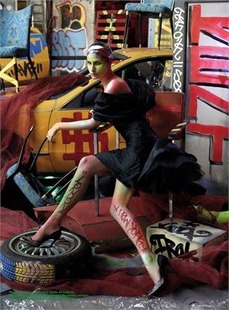 the trend of graffiti - photo #33