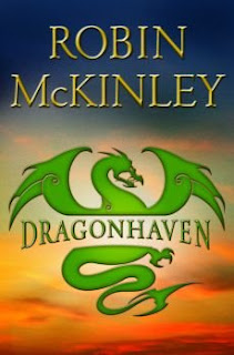 Book Cover of Dragonhaven by Robin McKinley