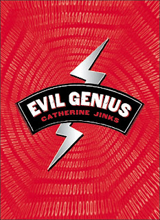 Book Cover of Evil Genius by Catherine Jinks