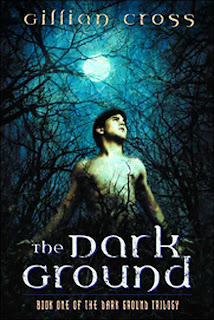Book Cover of The Dark Ground by Gillian Cross