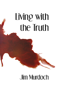 Book Cover of Living with the Truth by Jim Murdoch