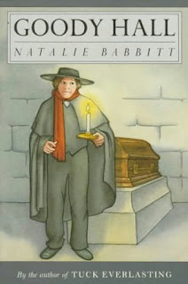 Book Cover of Goody Hall by Natalie Babbitt