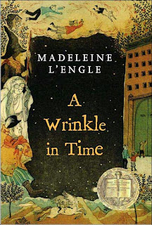 Book Cover of A Wind in the Door by Madeline L'Engle