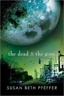 Book Cover Art for The Dead and the Gone by Susan Beth Pfeffer