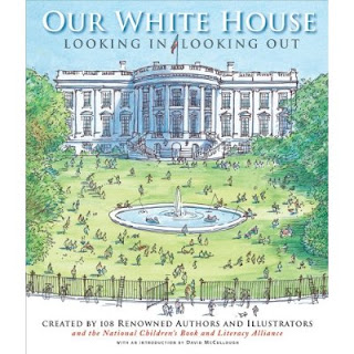 Book Cover Art for Our White House, Looking In, Looking Out
