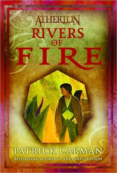 Atherton rivers of fire