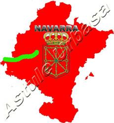 La Vía Verde del Ferrocarril Vasco Navarro. Estella Lizarra a Vitoria  Naturalmente en Navarra <br>