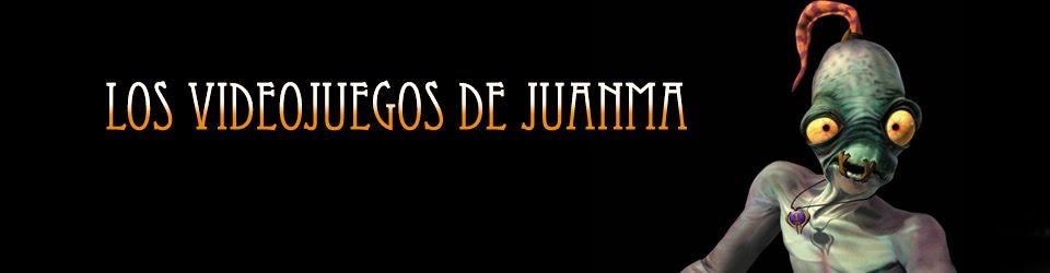 Los videojuegos de Juanma