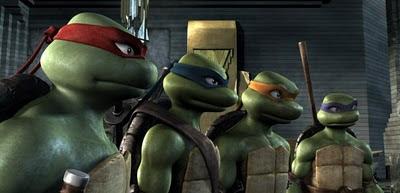Michael  Ninja Turtles on El Cine De Juanma  06 01 2010   07 01 2010