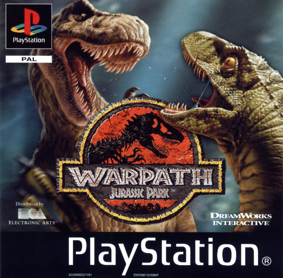 los videojuegos de juanma warpath jurassic park