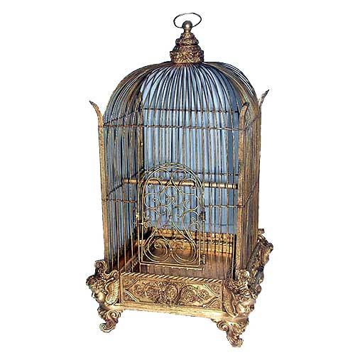 Kamala's Bird Cage