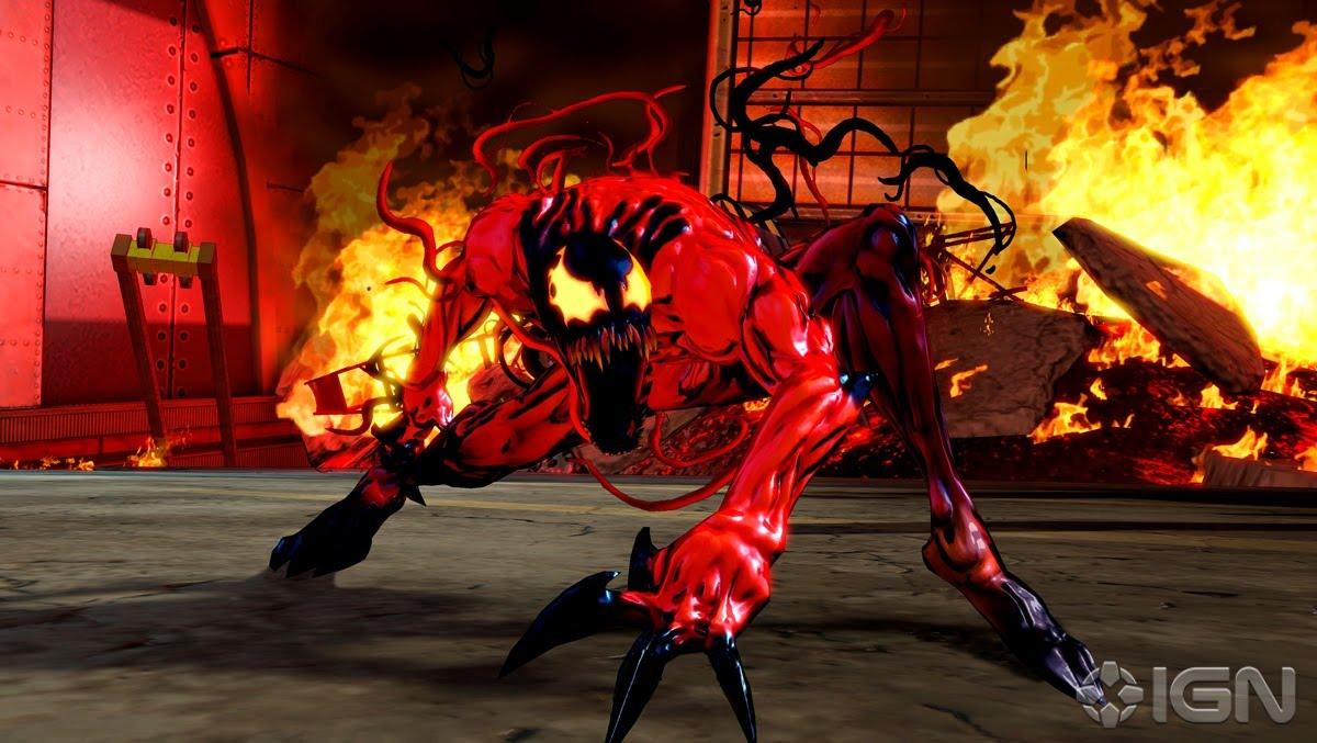 maximum sumii spideys enemies 25 carnage