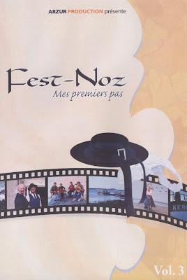 dvd danses bretonnes Fest-noz mes premiers pas