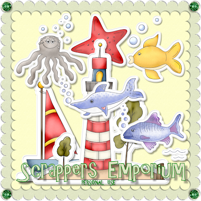 http://scrappersemporium.blogspot.com/2009/07/sealife-stickers-freebie.html