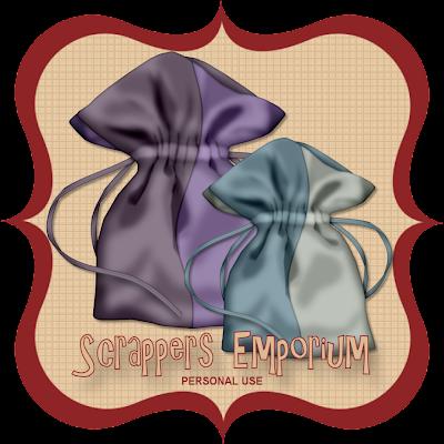 http://scrappersemporium.blogspot.com/2009/08/two-little-satin-bags-freebie.html