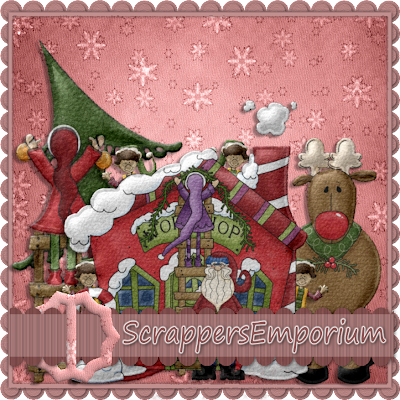 http://scrappersemporium.blogspot.com/2009/11/puffy-felt-christmas-2-freebie.html