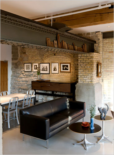 Design de interiores ambiente r stico moderno - Interiores rusticos modernos ...