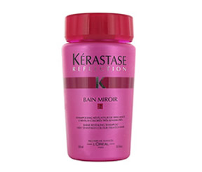 Tudo por um cabelo tratado review shampoo k rastase bain for Kerastase reflection bain miroir 2
