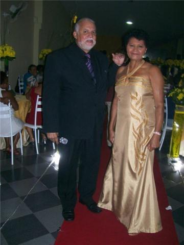 Os 70 anos da Sra Rosvanda!