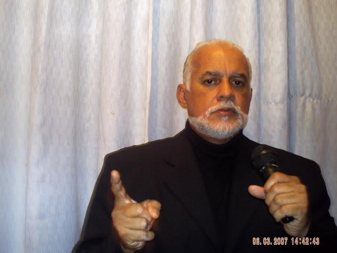 Gilberto Braga Mestre de Cerimônias !