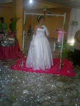 Entrada da debutante e Princesa Kariina!!!