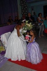 Andressa:Princesa e debutante!