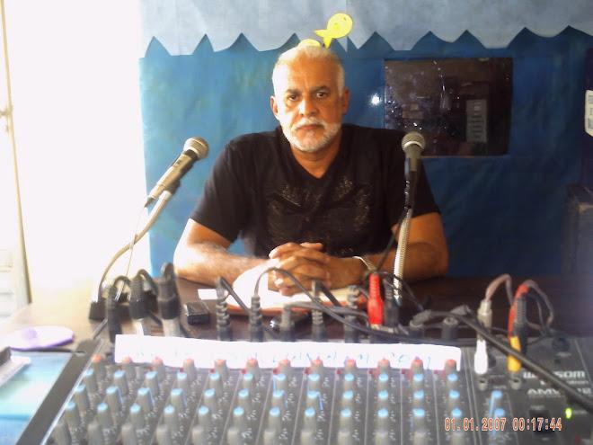 Mestre de Cerimonias Gilberto Braga!
