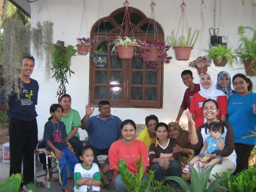 ..MY FAMILY IN PRT BUNTAR
