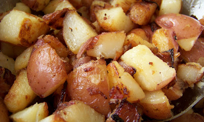 On My Menu: Basic Breakfast Potatoes