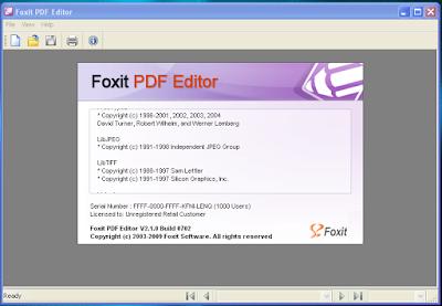 download foxit pdf editor full crack