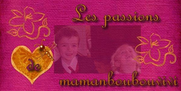 Les passions de Mamanboubouvivi